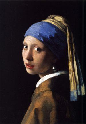Ян Вермер. Девушка с жемчужной сережкой